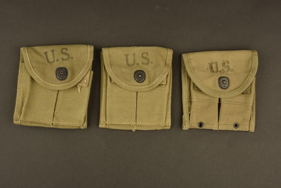 Portes chargeurs de carabine USM1