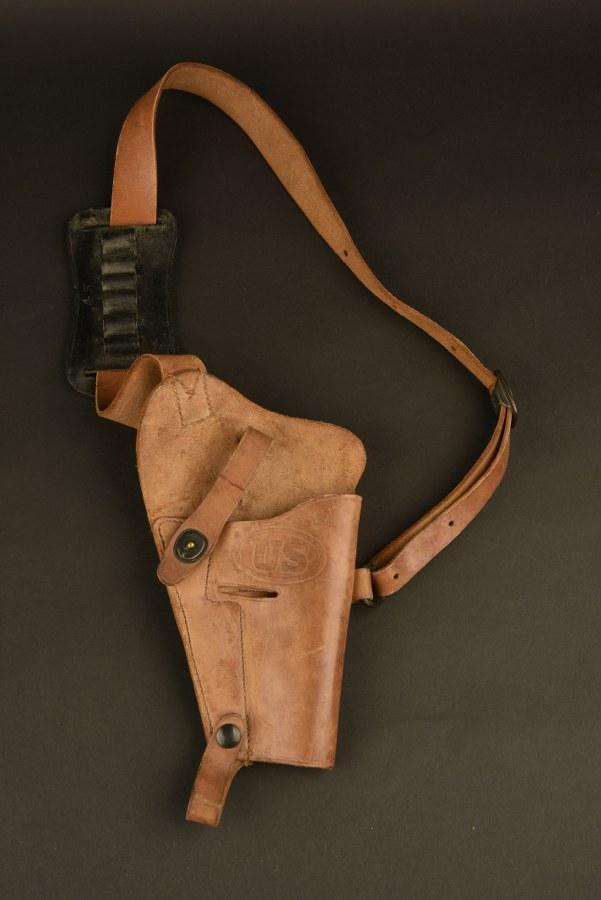 Holster d'épaule pour Colt 45