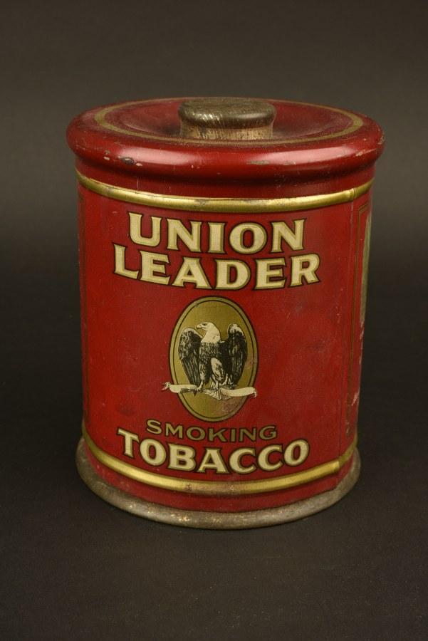 Boite de tabac Union Leader