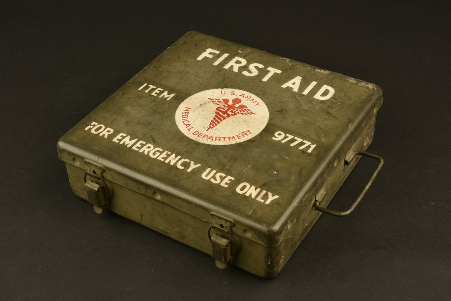 Boite First Aid pour véhicules