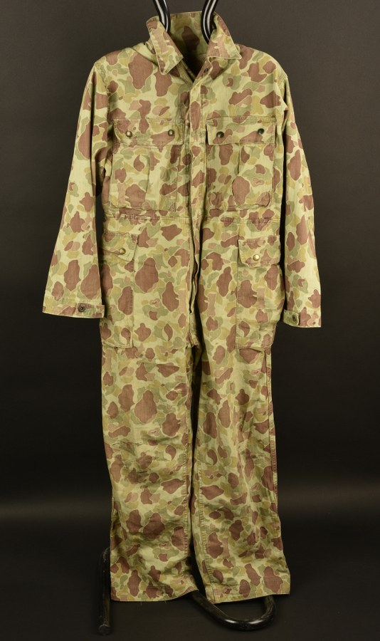 Combinaison camouflé USMC