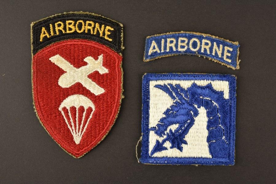 Ensemble de patch Airborne