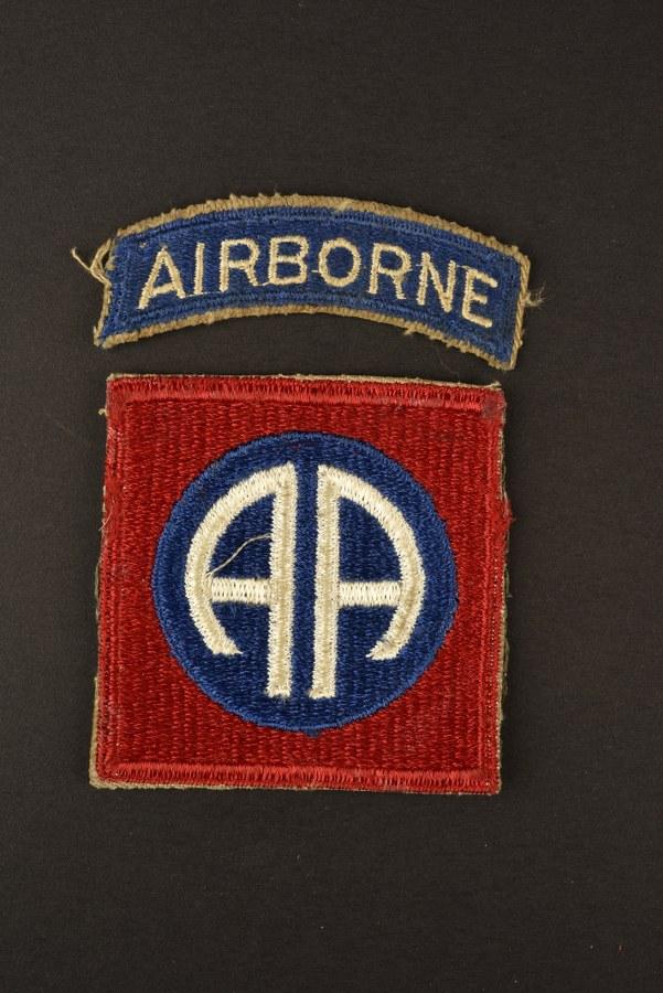 Patch de la 82ème Airborne