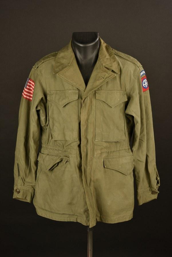 Veste M-43 de la 82ème Airborne