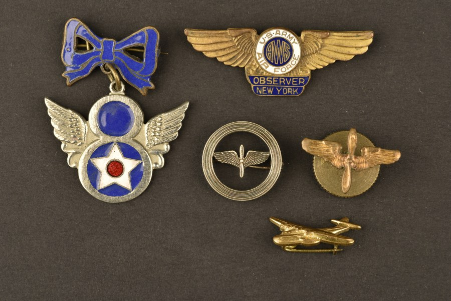 Ensemble d'insigne US Air Force