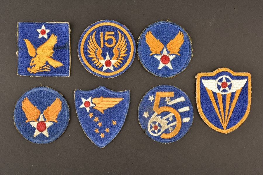 Ensemble de patch de l'US Air Force
