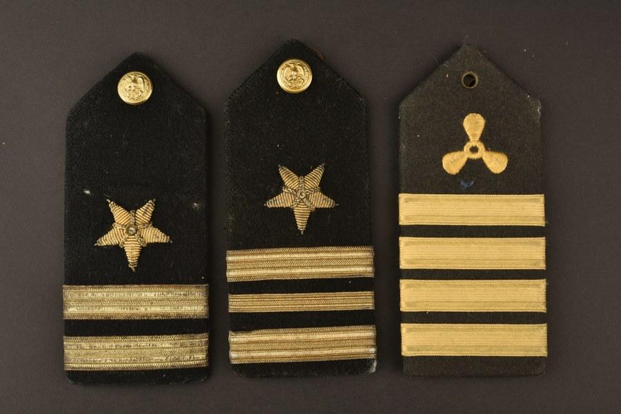 Epaulettes d'officier USN