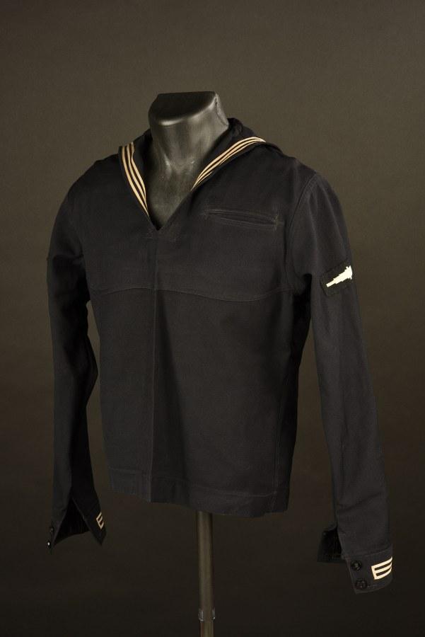 Uniforme du Gunner Bill Pierson de l'US Navy