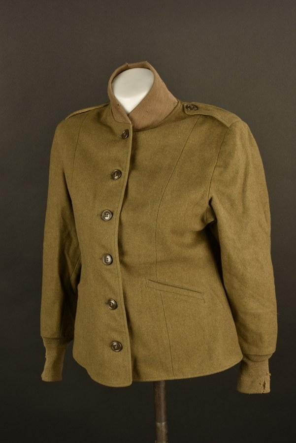 Sous veste M-44 d'auxiliaire féminin