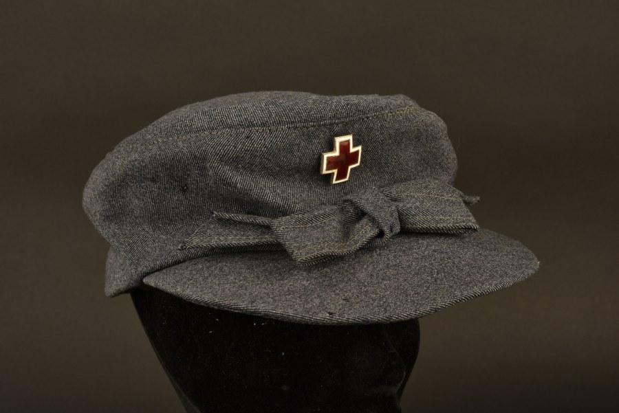 Casquette de l'American Red Cross
