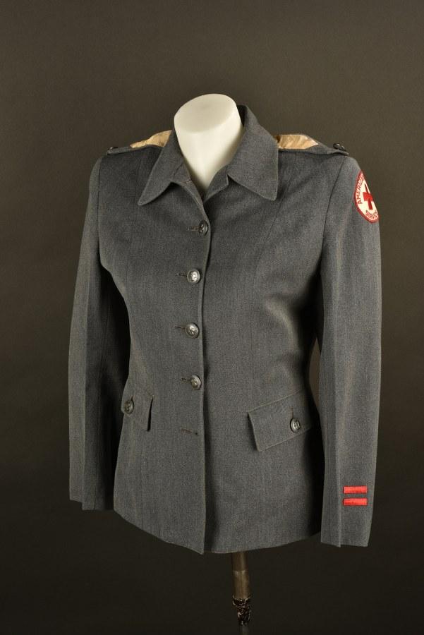 Vareuse d'auxiliaire féminin de l'American Red Cross Service