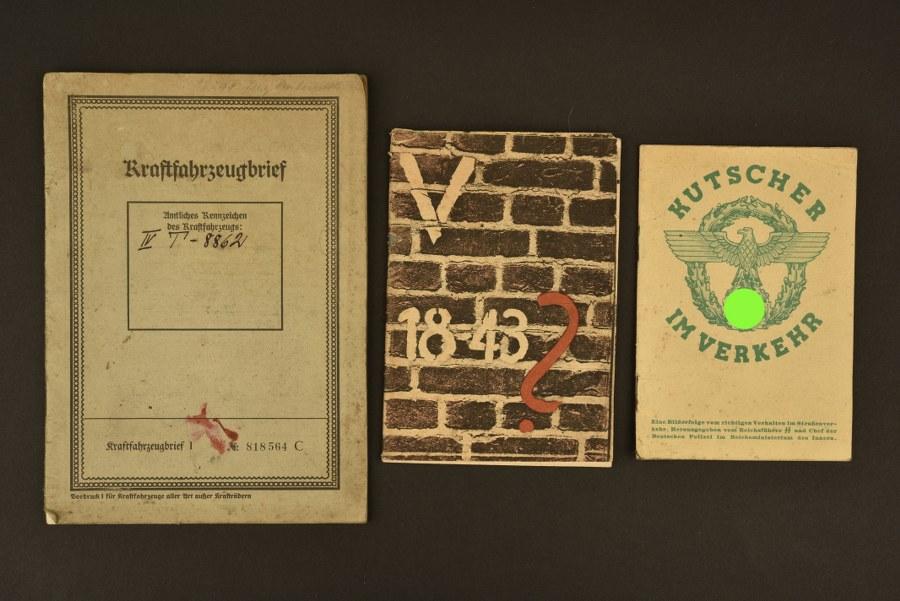 Ensemble de documents allemand