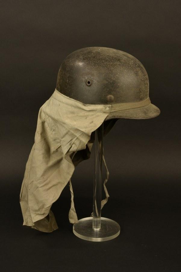Coque de casque allemand