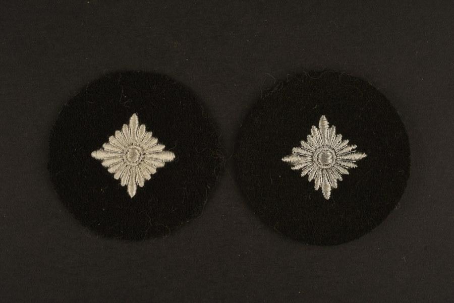 Grade de manche d'Oberschütze de la Waffen SS
