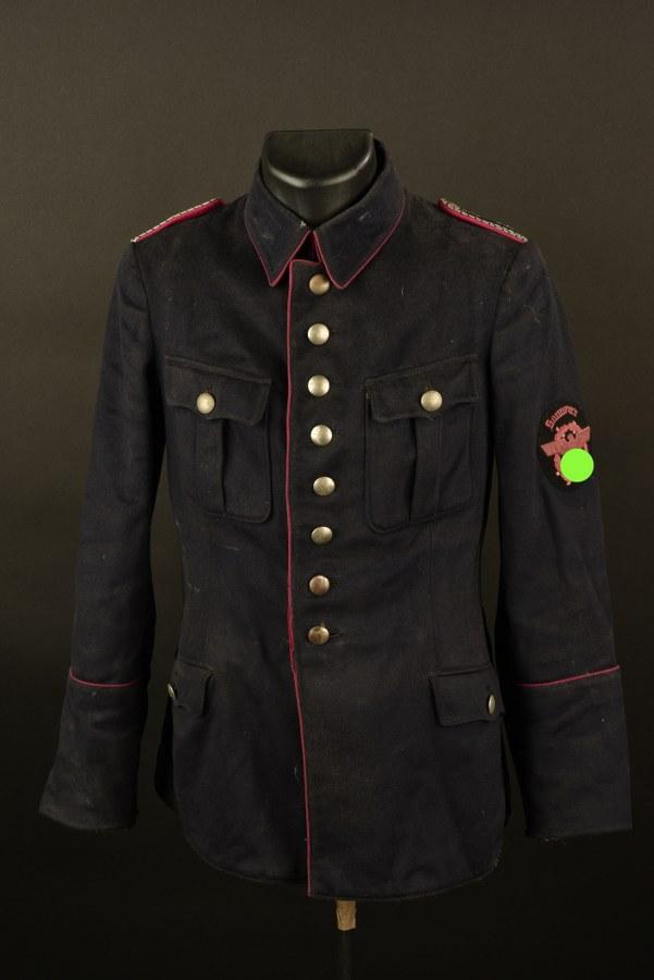 Vareuse de Feuerschutzpolizei de Hannover