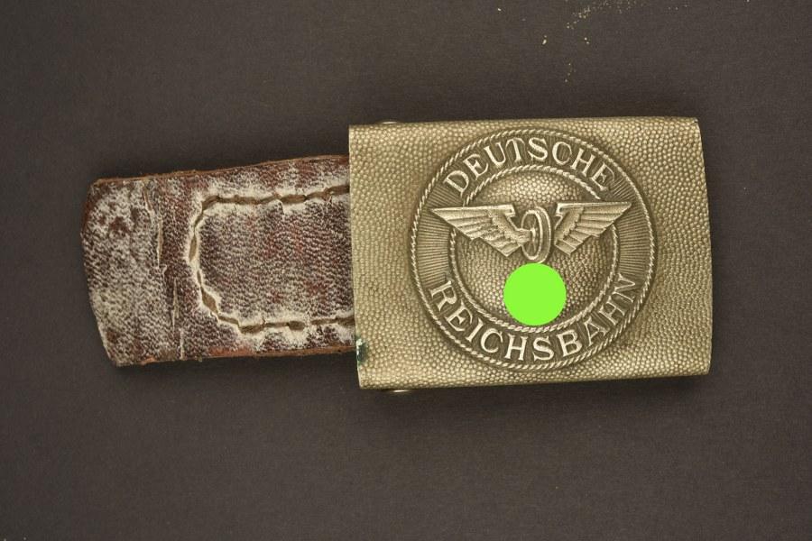 Boucle de ceinturon de la Reichsbahn
