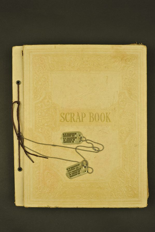 Scrap Book du soldat Mc Laughlin du 157th Engr Comb Bn