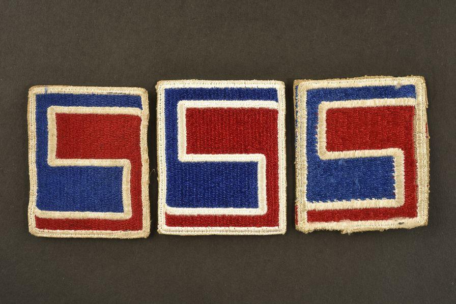 Insignes de la 69ème DI US