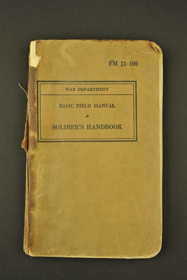 Basic Field Manual Soldiers Handbook