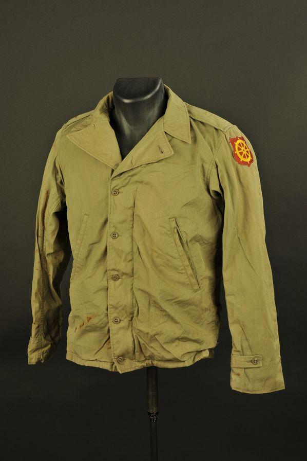 Blouson M-41 du Transportation Corps