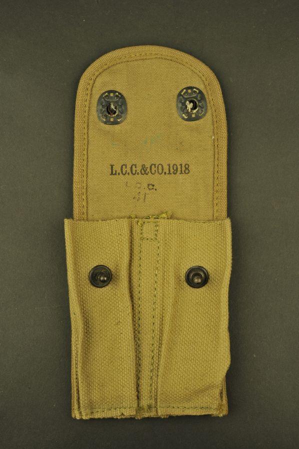 Pochette pour chargeurs de Colt 45 WWI