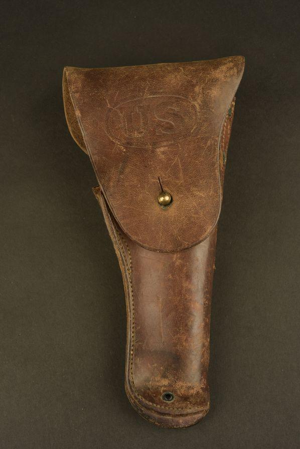 Holster nominatif de Colt 45 1917