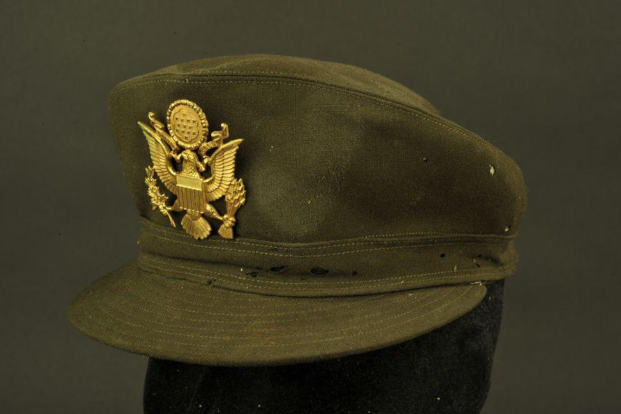 Casquette d'officier de WAAC  US