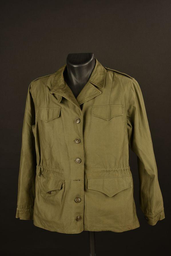 Veste M-43 de l'auxiliaire féminin RM Grady