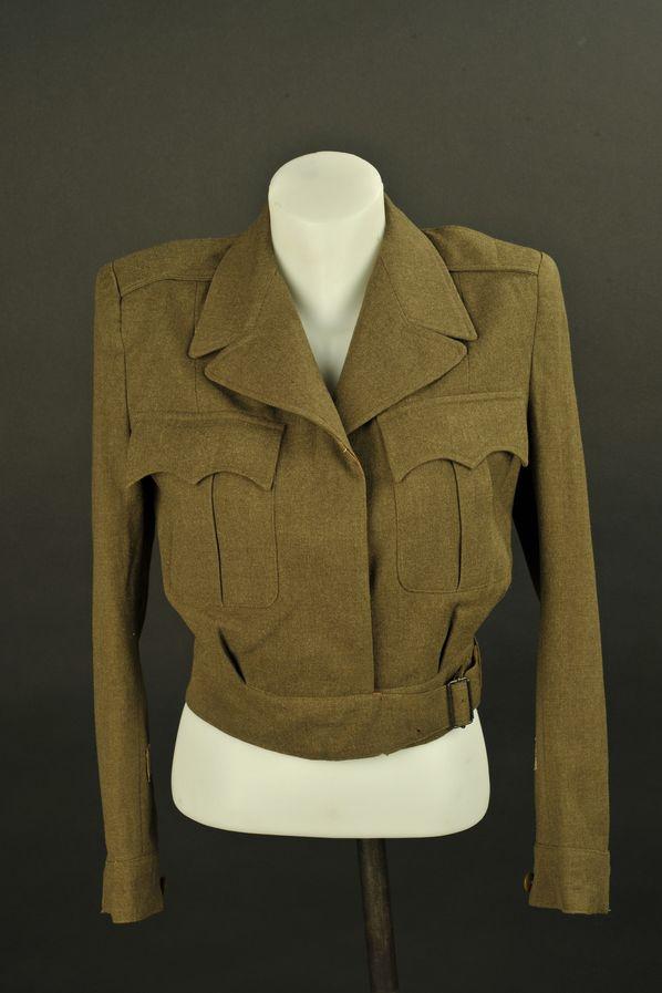 Field Jacket des auxiliaires féminin US