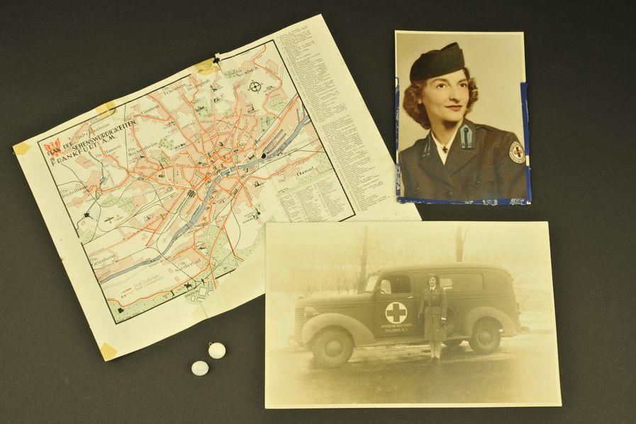 Ensemble de documents de l'American Red Cross