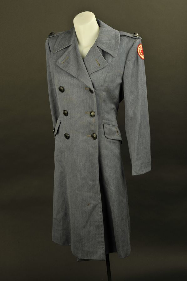 Manteau de l'American Red Cross