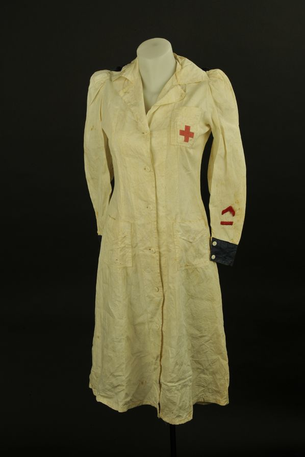 Robe de la Red Cross
