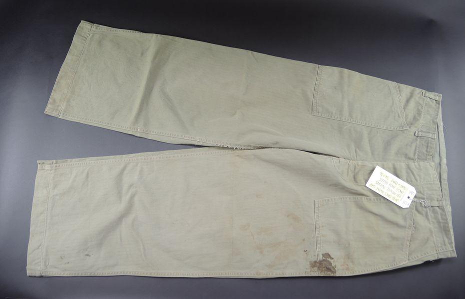 Pantalon HBT USMC.