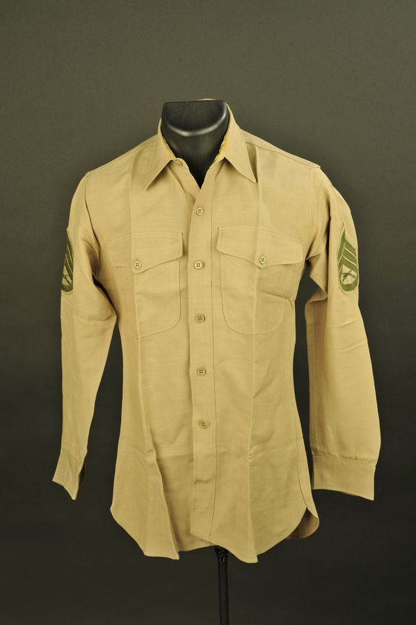 Chemise de Staff Sergeant USMC