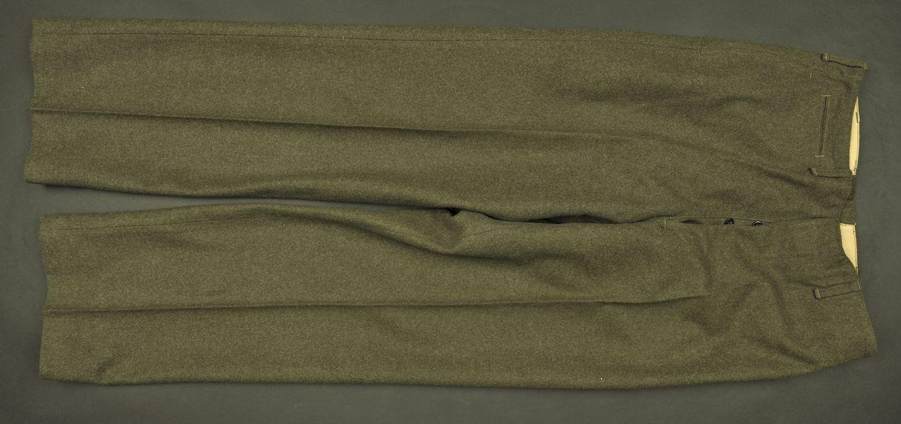 Pantalon de sortie USMC du soldat Pidgeon