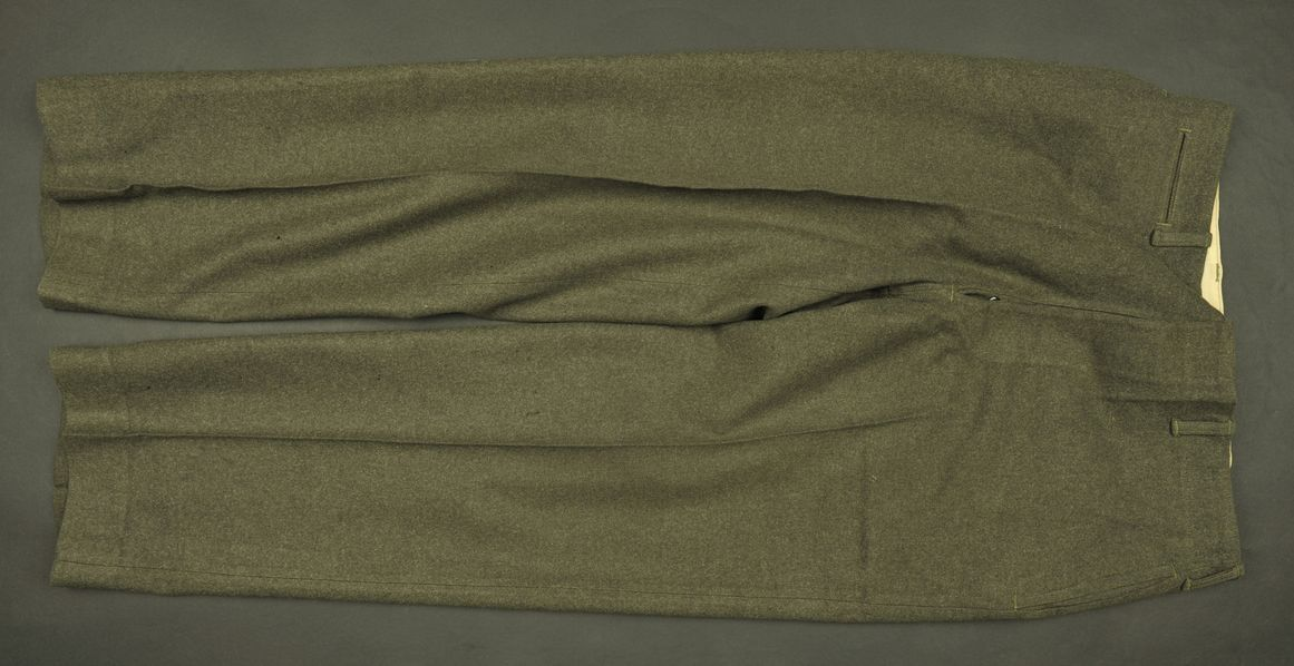 Pantalon de sortie USMC du sergent Chilcatt
