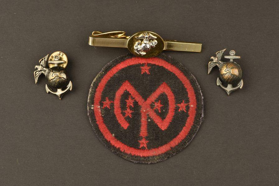 Accessoires d'uniforme USMC