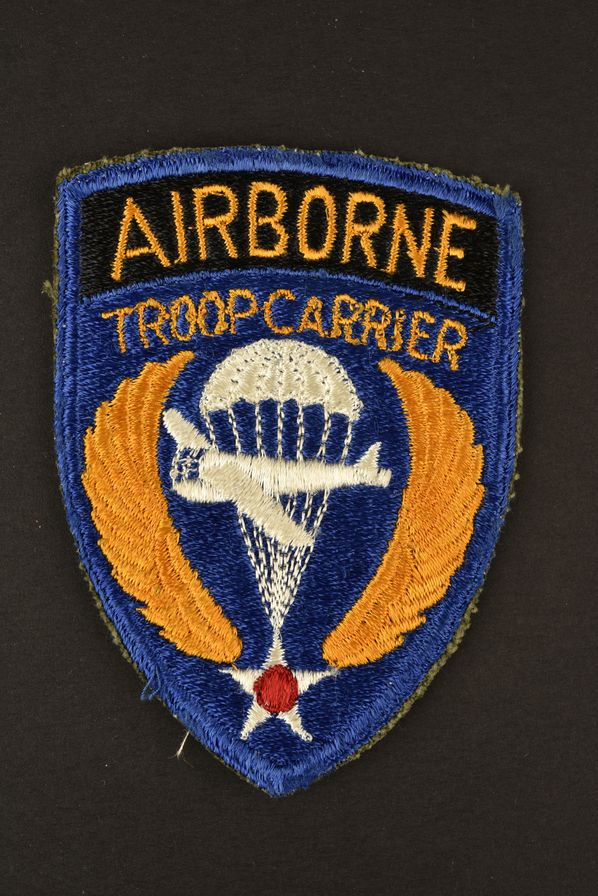 Patch Airborne Troop Carrier