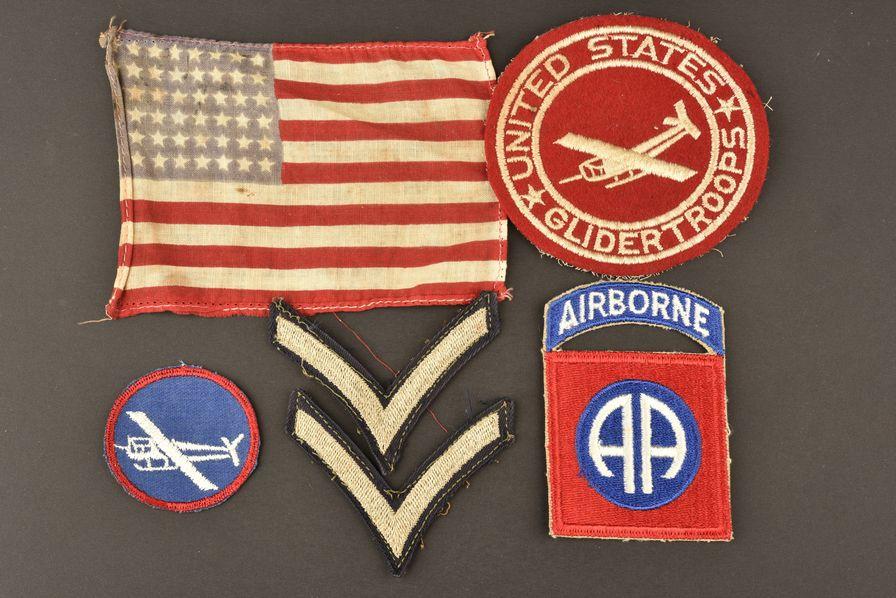 Ensemble d'insigne de la 82ème Airborne