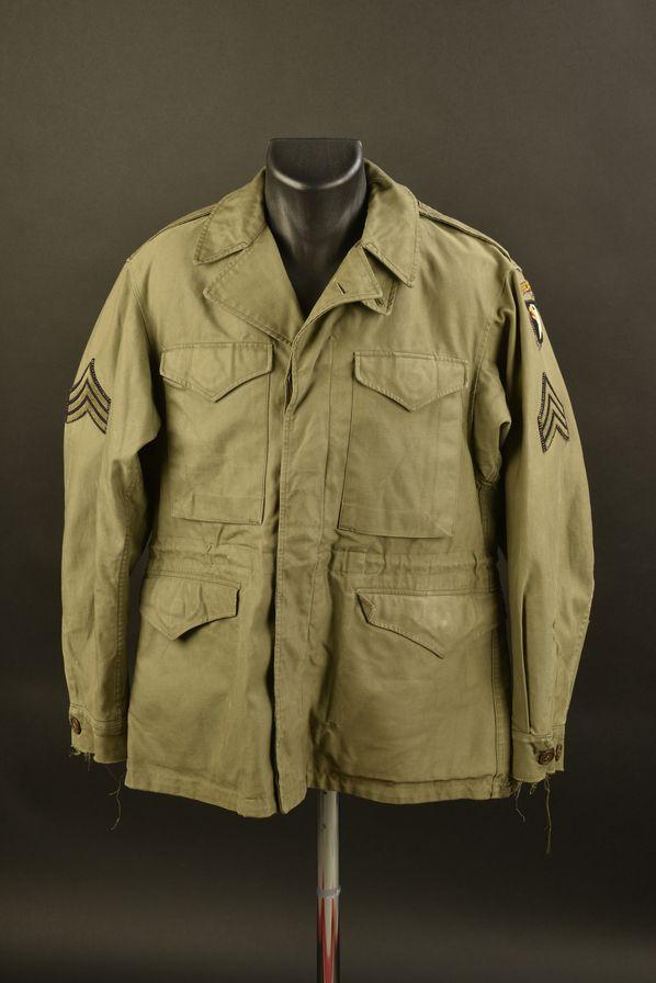 Veste M-43 de la 101ème Airborne