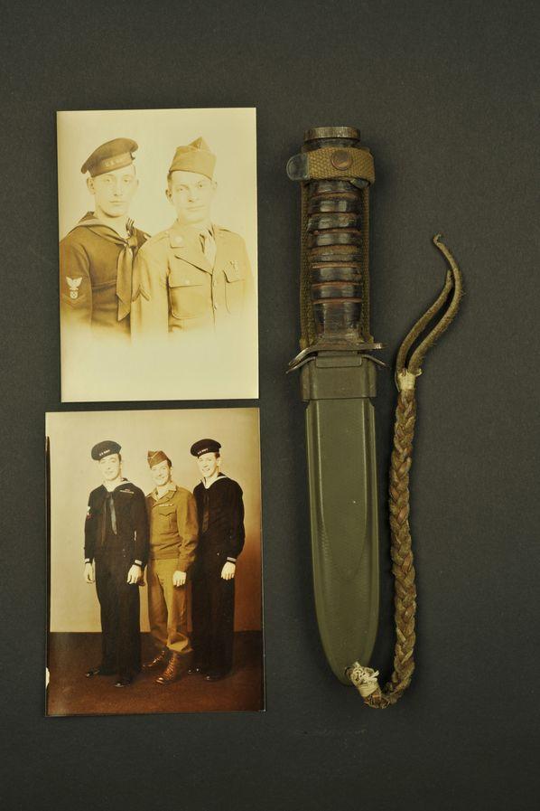 Couteau USM3 d'un parachutiste US