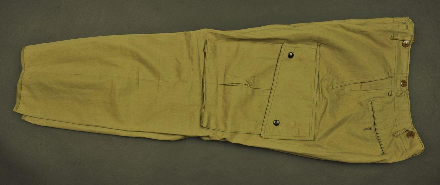 Pantalon de parachutiste M-42 US