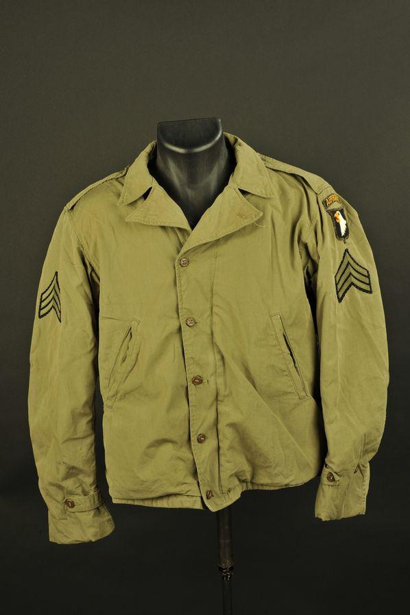 Blouson M-41 de sergent de la 101ème Airborne