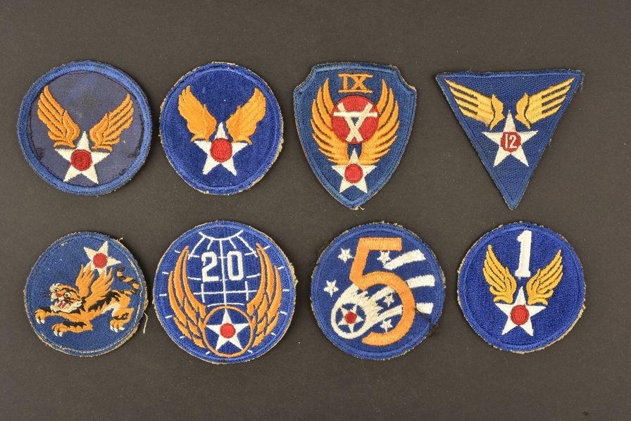 Ensemble de patch de l'US Air Force