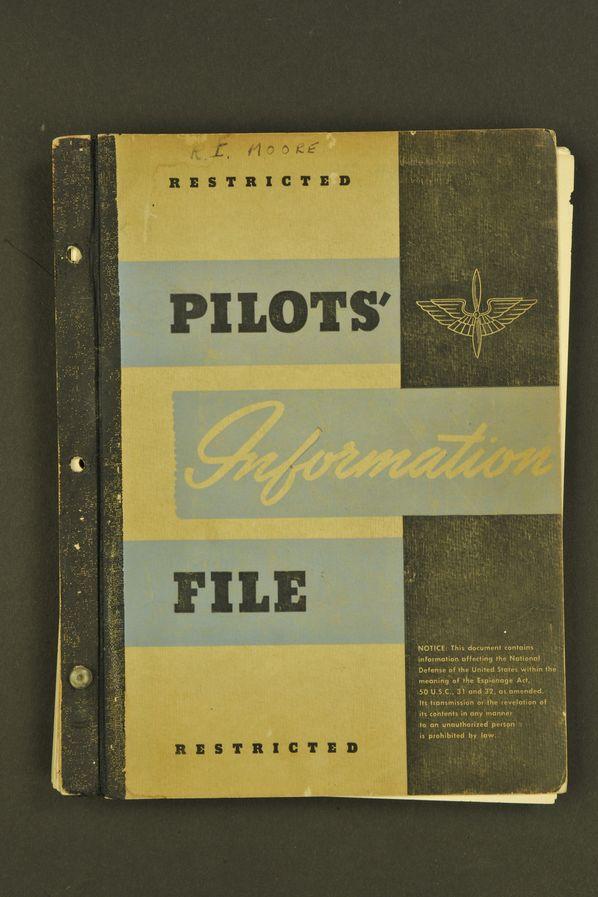 Document Pilots' Information File de RI Moore