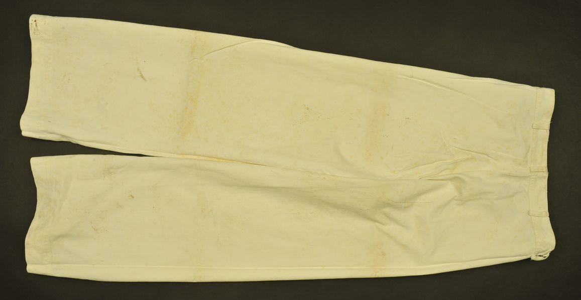 Pantalon blanc US Navy