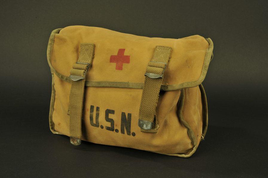 Sacoche médicale US Navy