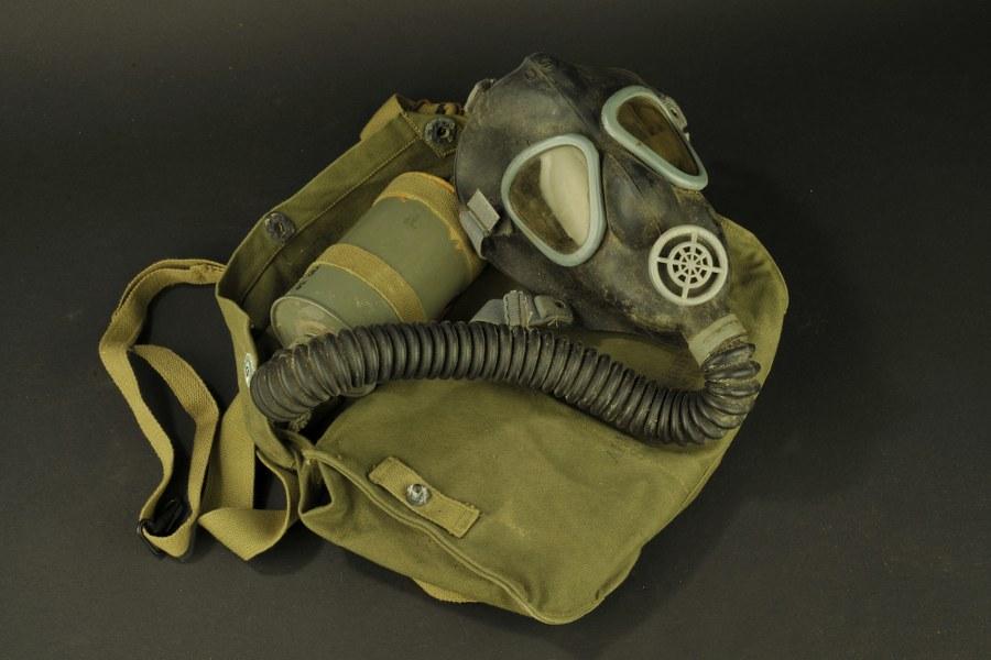 Masque anti-gaz US