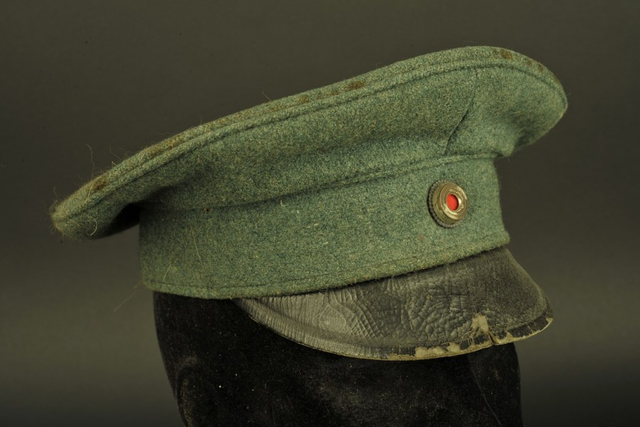 Casquette allemande WWI