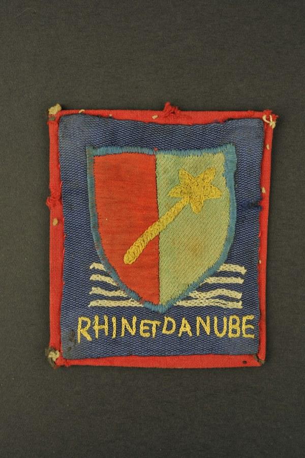 Patch Rhin et Danube